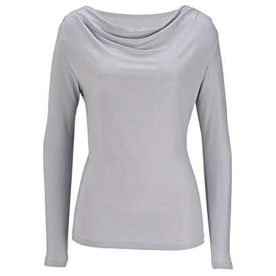 Edwards Women's Cowl Neck Long Sleeve