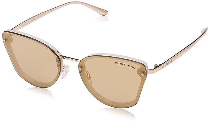 Michael Kors 0MK2068 Gafas de sol, Milky White, 58 para ...