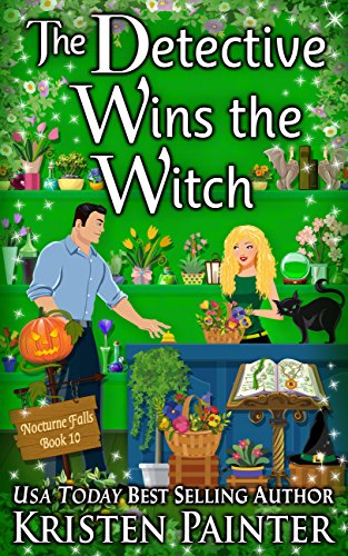 The Detective Wins The Witch (Nocturne Falls Book 10)]()