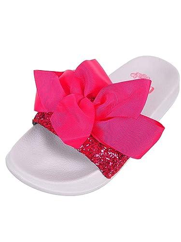 c936b781a990bb Jojo Siwa Girls  Slide Sandals  Amazon.ca  Shoes   Handbags