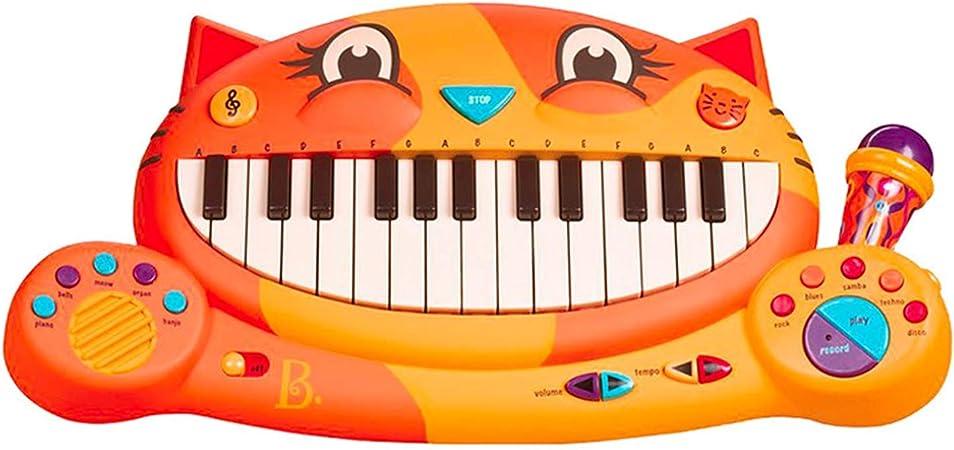 ZHX 28-Clave Teclado de Piano eléctrico, 5 Estilos de música ...