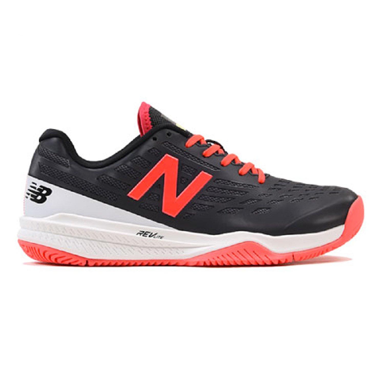 NewBalance Wch796 B - p1 schwarz/pink - - schwarz/pink Tennis Indoor-Schuhe-Damen, Größe:9 - 4b5ca6