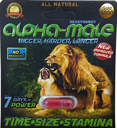Natural Male Sexual Enhancer - 1