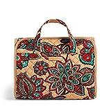 Vera Bradley Iconic Hanging Travel Organizer, Signature Cotton, Desert Floral
