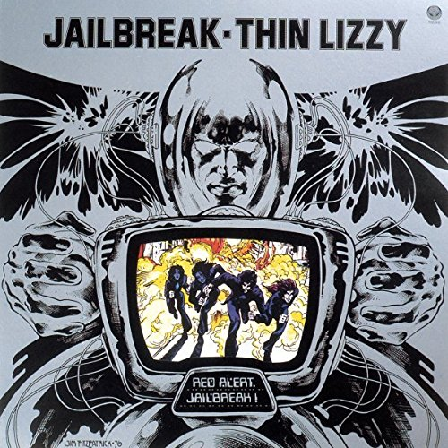 CD : Thin Lizzy - Jailbreak (Remastered)