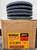 "(Box of 5) Dewalt DW8380H 6""x 5/8""-11 Hub Z40 Grit"