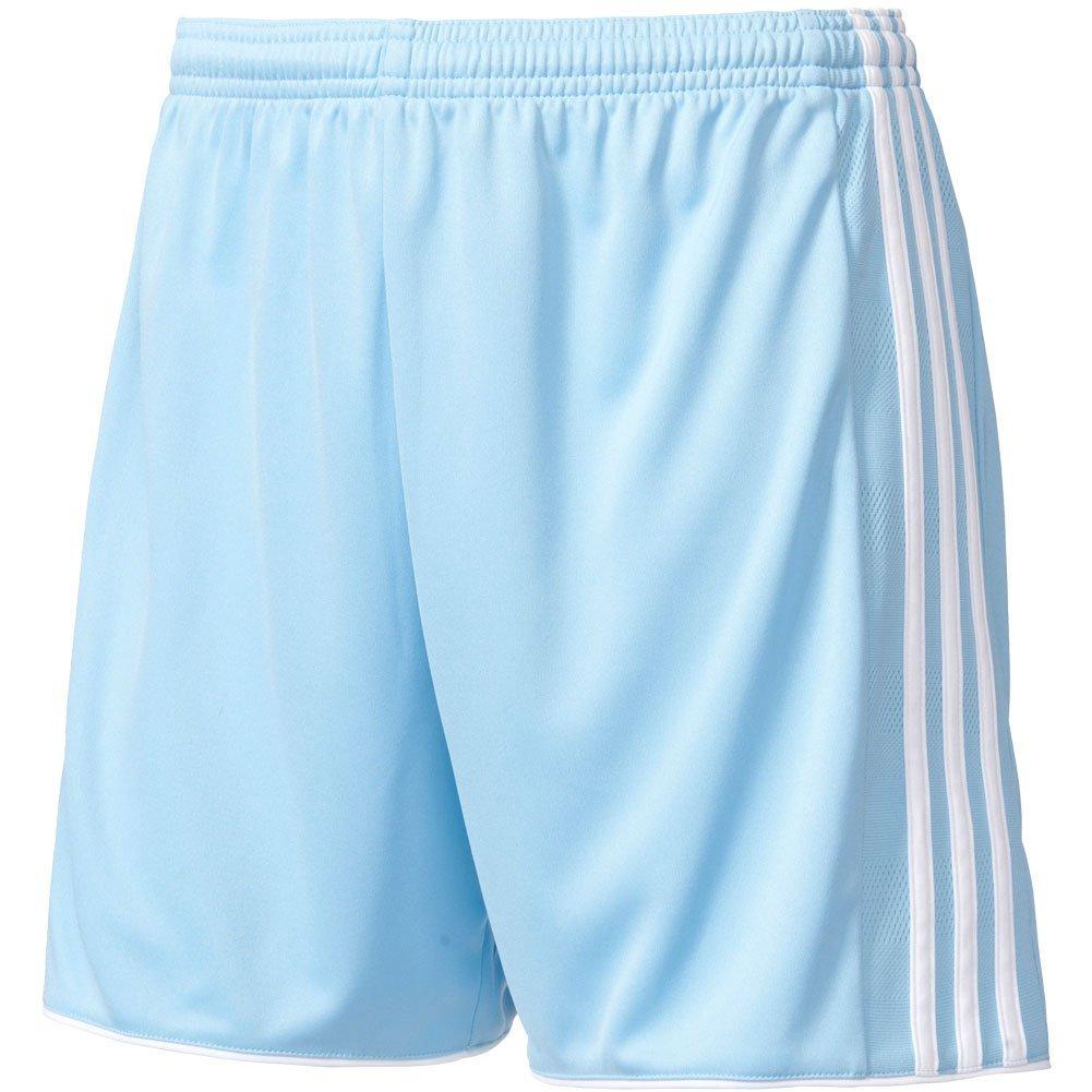 adidas Womens Tastigo 17 Shorts Blue/White S