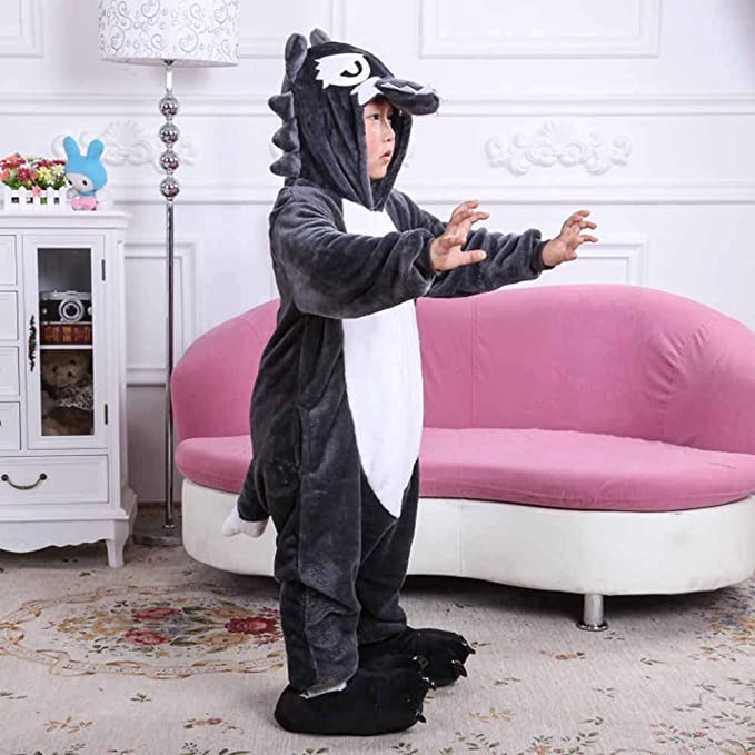 Disfraz Pijamas para Unisex Niños Animales de Vestuario: Amazon.es: Ropa y accesorios