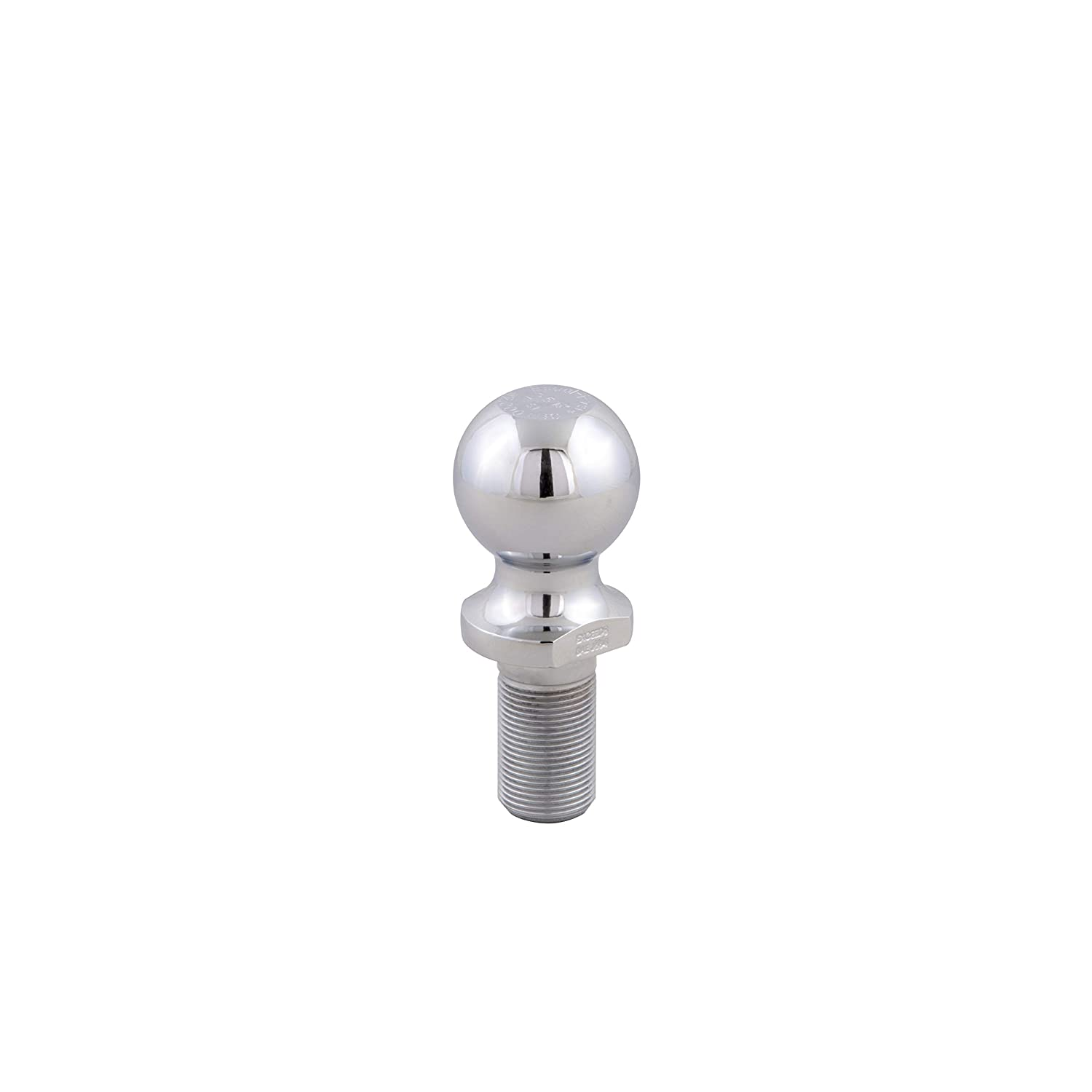 Equal-i-zer 91-00-6140 2-5//16 Inch Hitch Ball with 14,000 LBS Towing Capacity and 1-1//4 Inch Diameter Shank