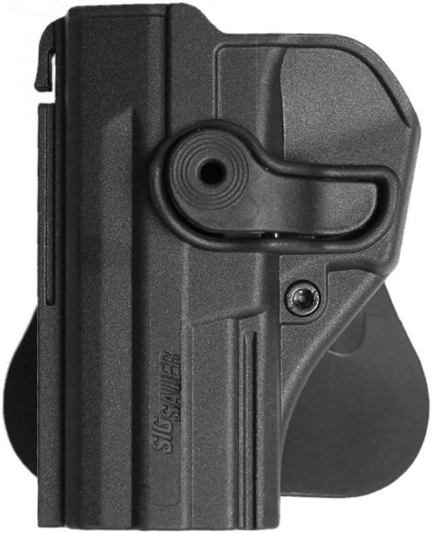 IMI Defense mano izquierda táctico retención Holster oculto Portez tournat roto rotación funda de pistola para Sig Sauer P226Combat, P226tacops