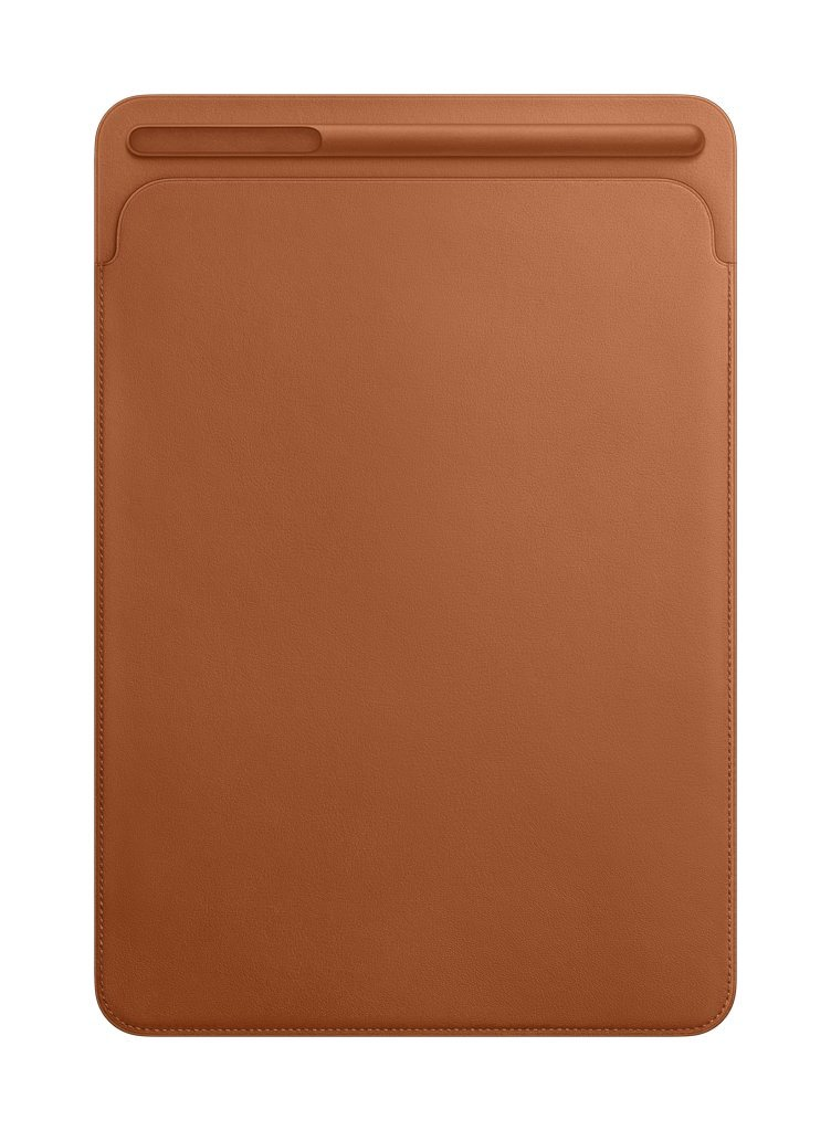 Apple Leather Sleeve (For Ipad Pro 10.5-Inch) - Saddle Brown