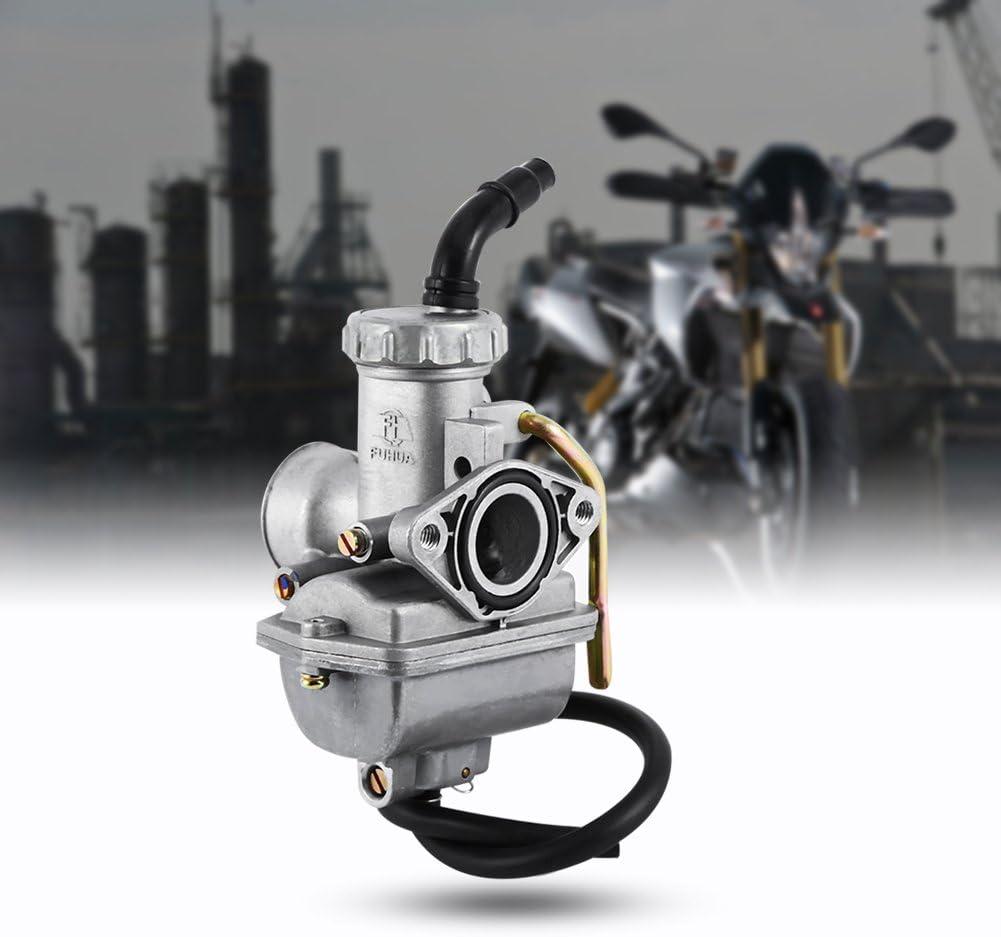 Motocicleta Carburador Sincronizador DirtBike Carburador para PZ20 50cc 70cc 90cc 110cc 125cc ATV Quad Go-kart Carburador CARB TAOTAO SUNL NUEVO