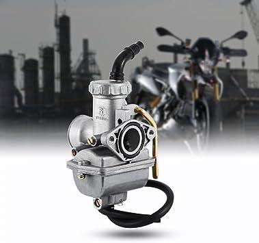 Qiilu QL00575 Per PZ20 50cc 70cc 90cc 125cc ATV Quad Go-kart Carburatore CARB TAOTAO SUNL NUOVO