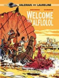 valerian laureline volume 4 welcome to alflolol