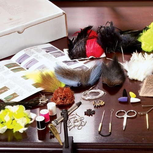 Orvis Saltwater Fly-tying