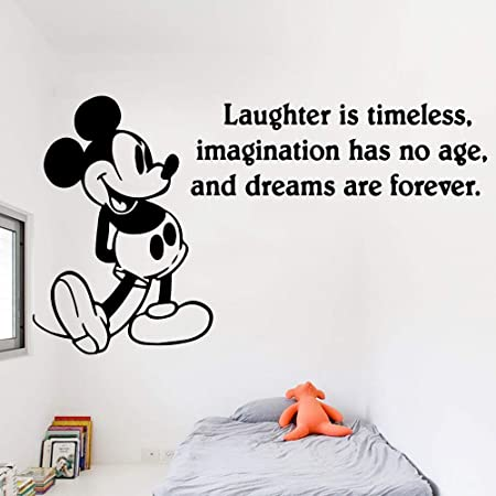 jiuyaomai Cute Mouse Laughter Forever Dream Wallpaper Roll ...