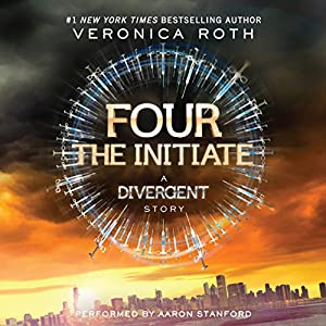 Four: The Initiate Hörbuch