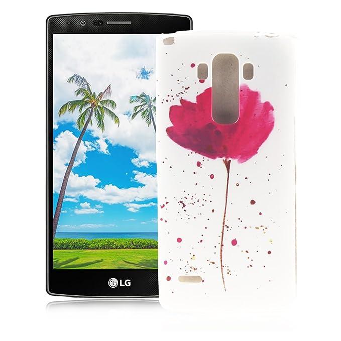 1 opinioni per XiaoXiMi Cover LG G4 Stylus/LG G Stylo Custodia in Silicone Gomma Gel per LG G4