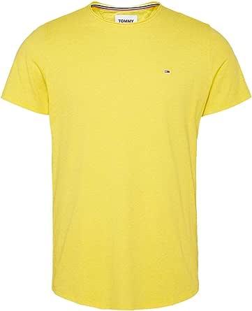 Tommy Hilfiger TJM Essential Jaspe tee Camiseta para Hombre