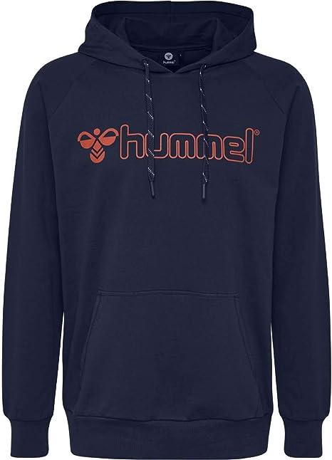 hummel Hmlmateo Sweat à Capuche Homme: : Sports et