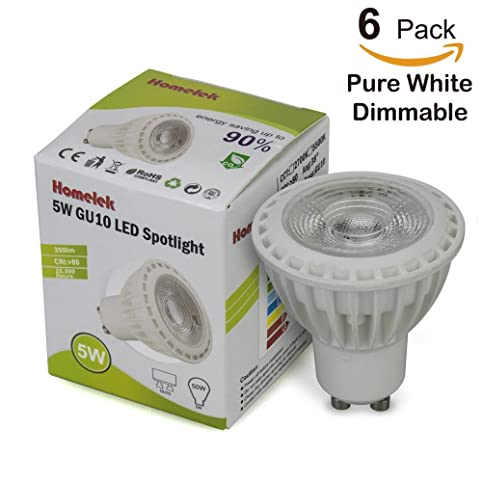 6 pack homelek 5w led recessed light bulb equivalent to 50w mr 16 6 pack homelek 5w led recessed light bulb equivalent to 50w mr aloadofball Choice Image