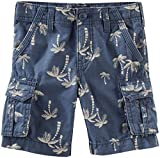 OshKosh B'gosh Cargo Shorts (Toddler/Kid) - Print-6