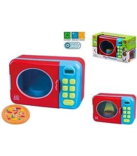 Amazon.es: Dolls House 3494 microondas plateado 1:12 para ...