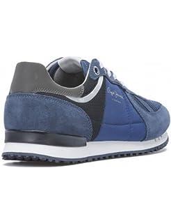 Pepe Homme Basses Garret Sneakers Jeans Sailor Prw6qRP
