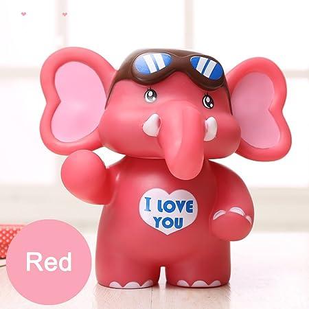 azul yookoon elefante Hucha Ahorro Hucha para ni/ños de recuerdo de hace un perfecto regalo /único guarder/ía infantil decoraci/ón
