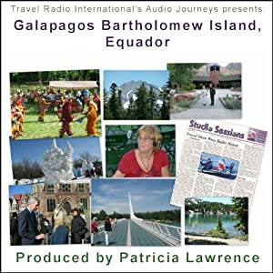 Audio Journeys: Galapagos Bartholomew Island, Equador Radio/TV Program