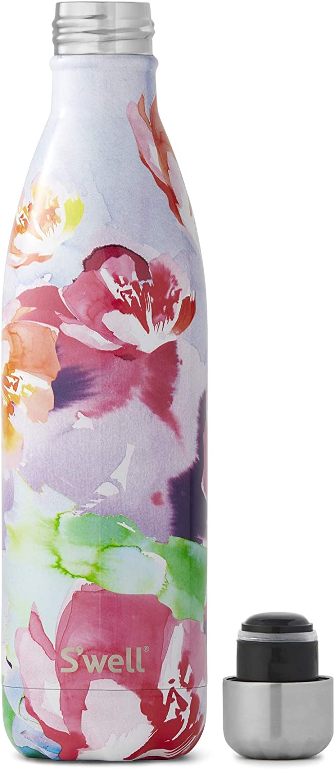 25oz Lilac Posy Swell 10025-A20-46040 Stainless Steel Water Bottle