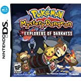 Pokémon Mystery Dungeon:  Explorers of Darkness - Nintendo DS
