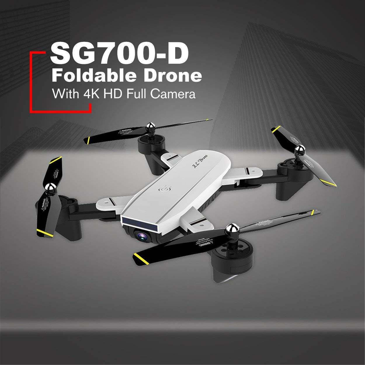Tree-on-Life Drone Plegable con cámara Completa 4K HD Profesional ...