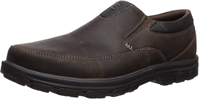 Skechers Men's Segment The Search Slip-on Loafer