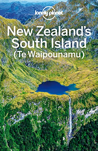 Lonely Planet New Zealand's South Island (Travel Guide) cover