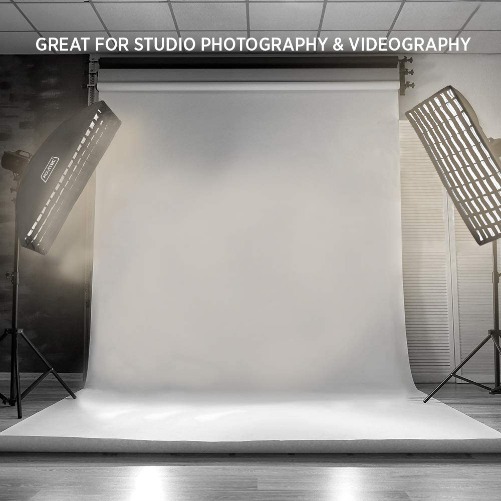 24x32 Rectangle Softbox with Grid /& Bowens Speedring for Photo /& Video Fovitec