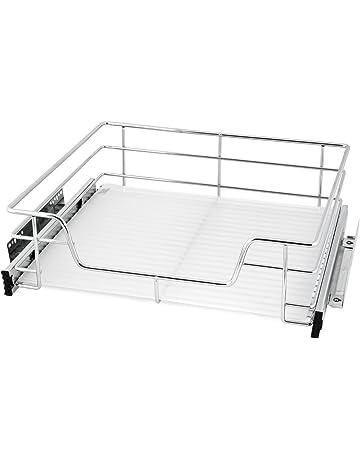 bremermann® cajón telescópico con superficie de almacenamiento, 60 cm