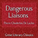 Dangerous Liaisons | Pierre Choderlos De Laclos