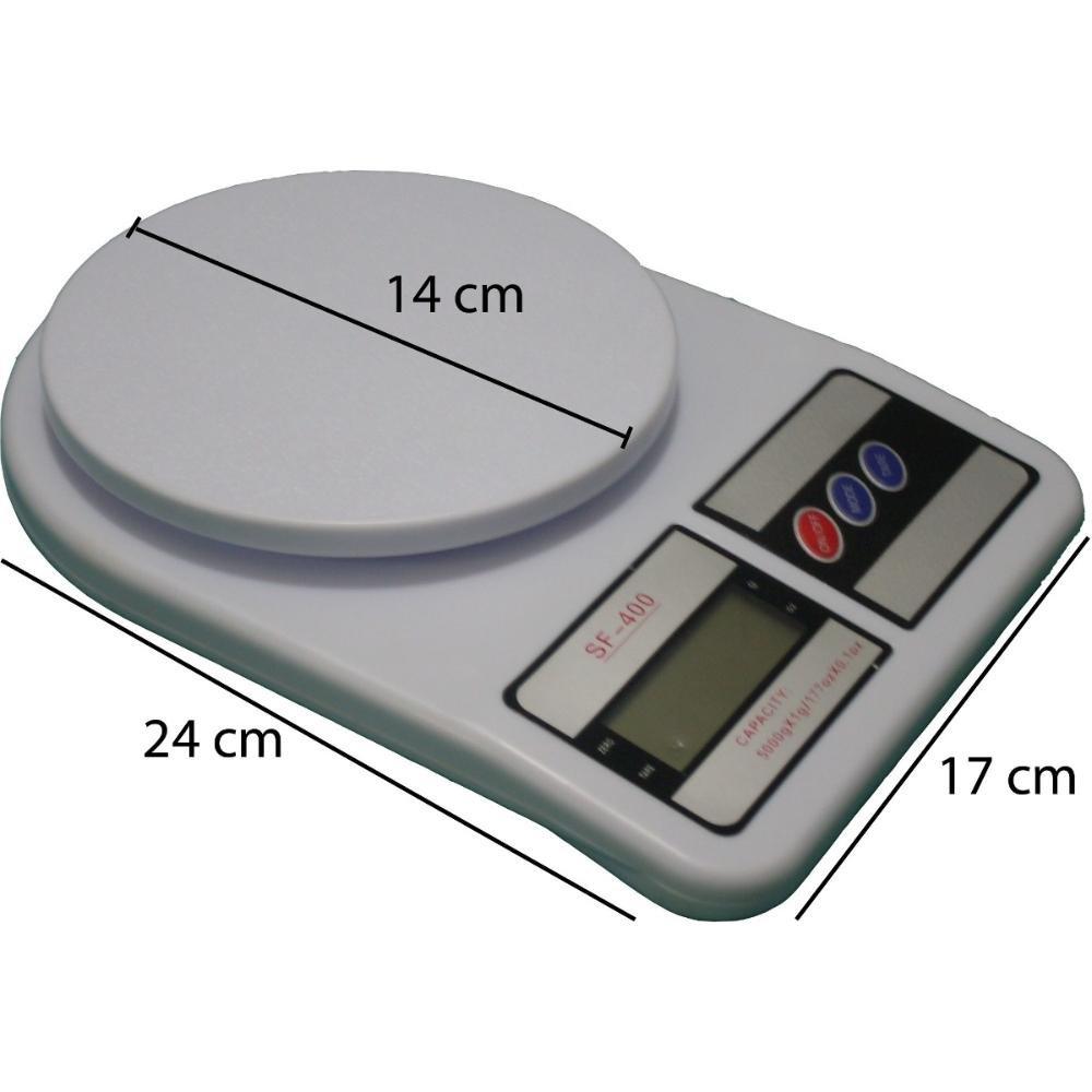 Kokorox Bascula Digital Gramera para Cocina de 0.1gr a 7kg: Amazon ...