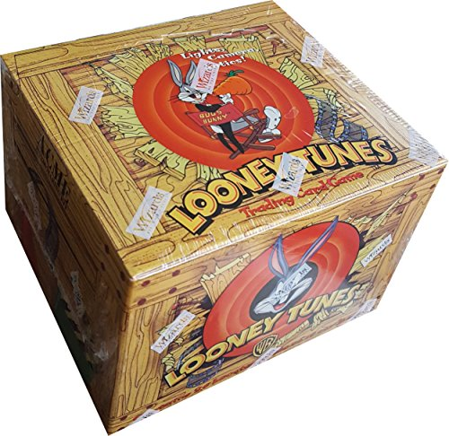 Looney Tunes Trading Card Game Booster Box -