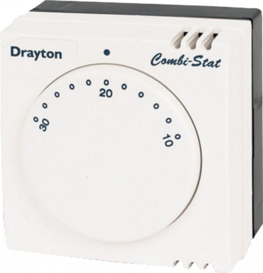 Drayton 24028 RTS8 Combi-Stat Thermostat
