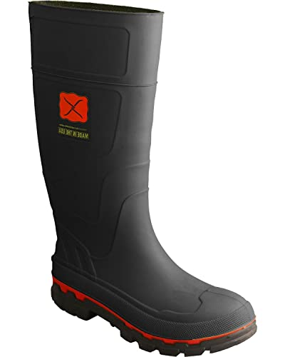 0c154e92ab3 Twisted X Men's Rubber Boot Steel Toe - Mwbs002