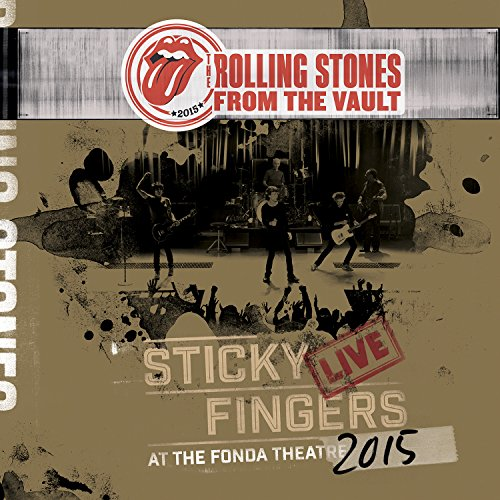 From the Vault - Sticky Fingers: Live At The Fonda Theater 2015 [3 LP/DVD Combo] (Vinyl And Cd)