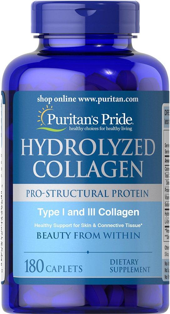 Colageno hidrolizado, 1000 mg 180 Caps: Amazon.es: Salud y cuidado personal