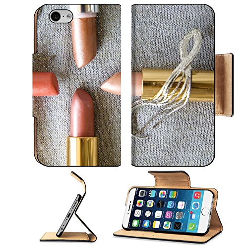 msd-premium-apple-iphone-6-iphone-6s-flip-pu-leather-wallet-case-four-pink-shade-lipstick-on-glitter
