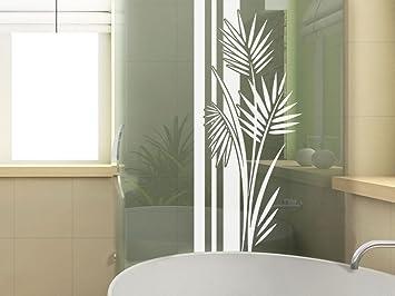 Charmant Decorative Glass Sticker Window Film Decal Privacy Film Bath Shower Banner  Wellness   93x40cm
