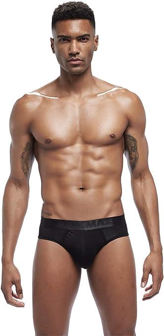 JOCKMAIL Men Modal BoxershortsTunnel Hole U Convex Breathable Underwear M-2XL