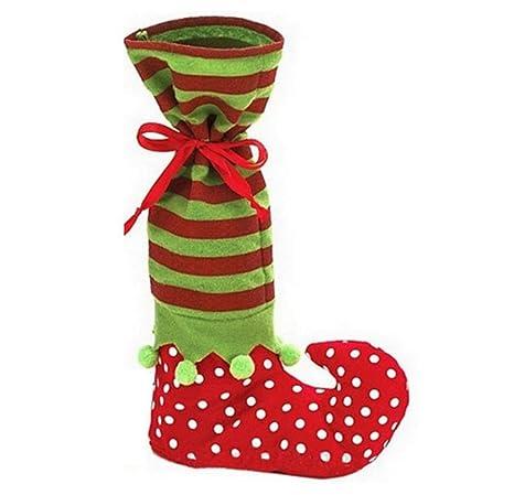 Hosaire Bolsas de caramelo Bolsa de Navidad en regalo de ...