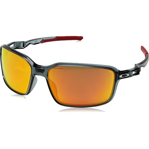 d909df46d74 Amazon.com  Oakley Men s Triggerman Matte Clear Torch Iridium ...
