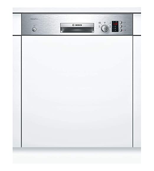 Bosch Serie 2 SMI25AS02E lavavajilla Totalmente integrado 12 ...